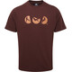 Mountain Equipment M's Spectrum Tee Dark chocolate